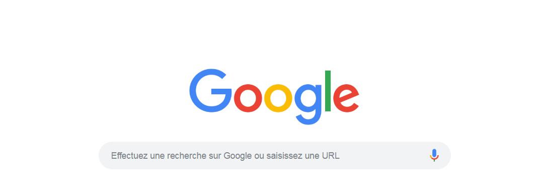 être visible sur google