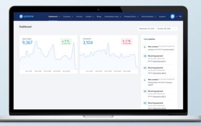 Systeme.io : avis et conseils pour bien l'utiliser ! [GUIDE COMPLET]